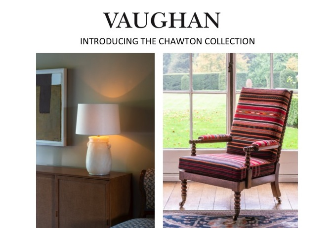 Introducing the Chawton Collection with Vaughan Designs