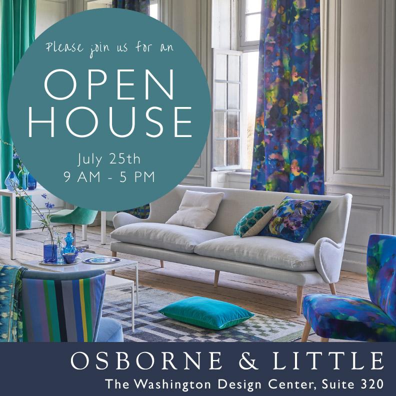 Open House at Osborne & LIttle