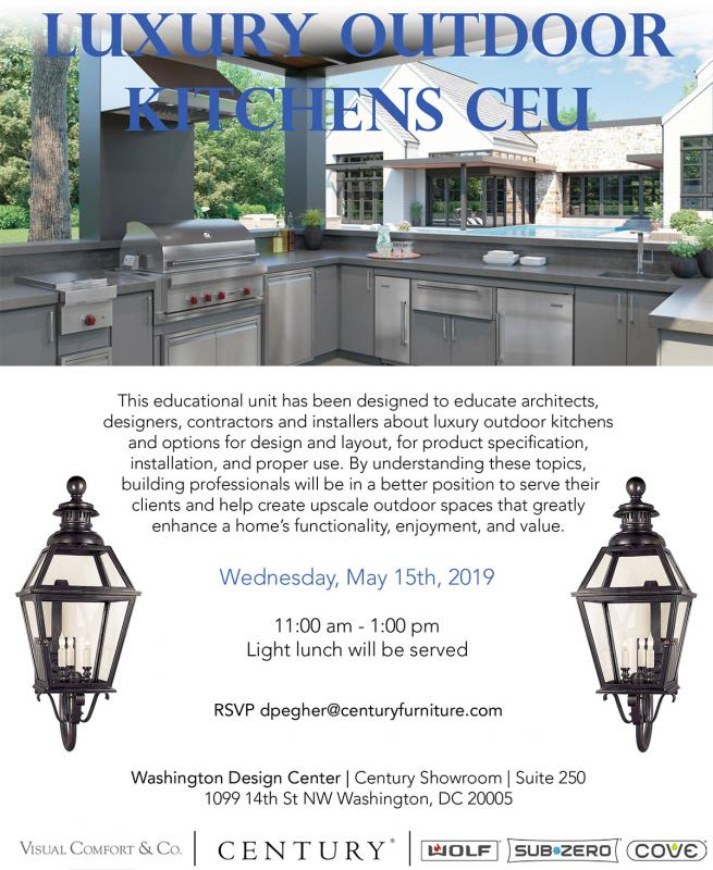 Luxury Outdoor Kitchens CEU
