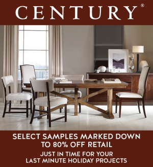Century Furniture Sample Sale