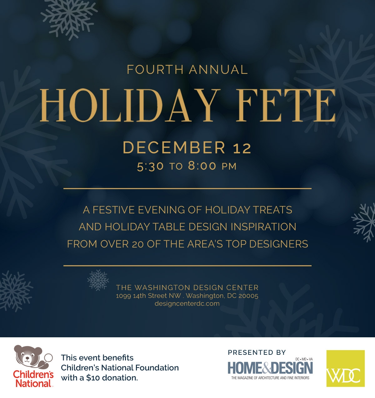 4th Annual Holiday Fete