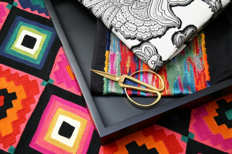 Two New Luxurious Fabric Collections From Pindler