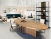 Vladamir Kagan Intaglio Dining Table available from Holly Hunt